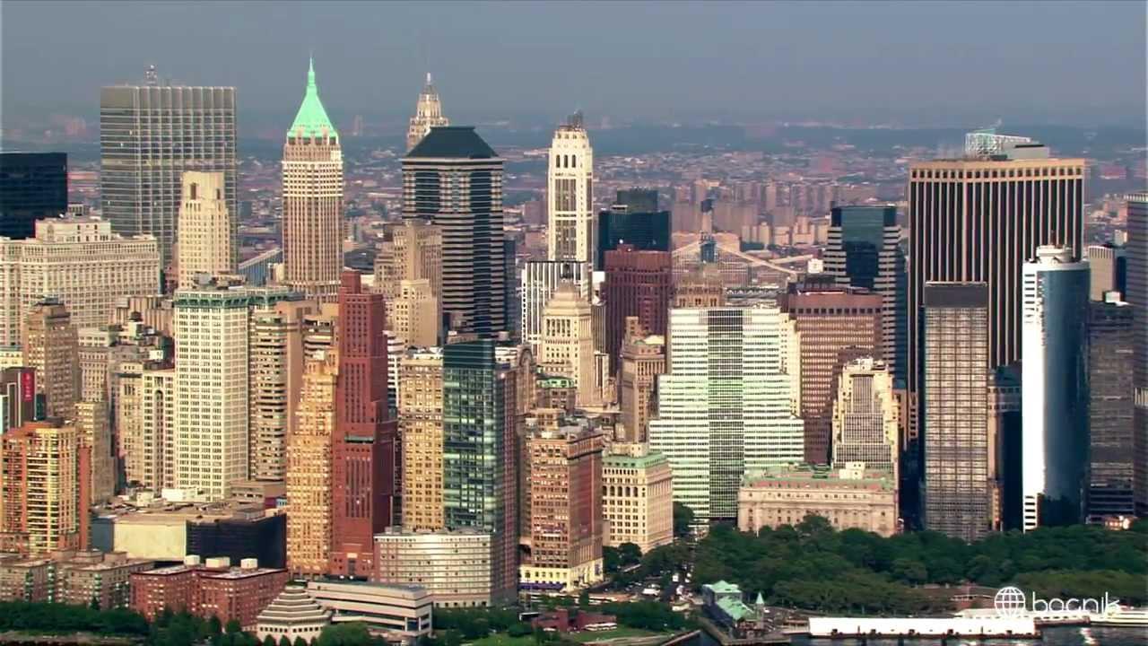 Aerial New York City HD - YouTube