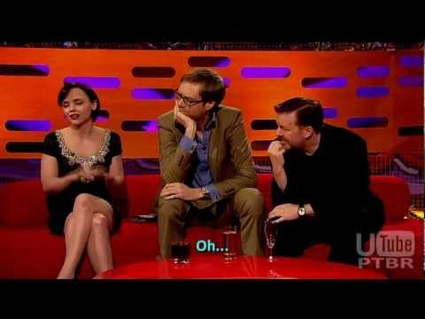 Graham Norton Show - Ricky Gervais, Stephen Merchant (Legendado) - Parte 1