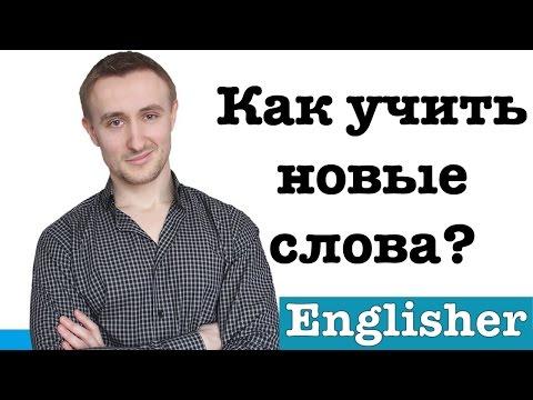 Как правильно учить новые слова?