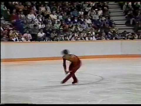 Brian Orser (CAN) - 1988 Calgary, Men's Long Program