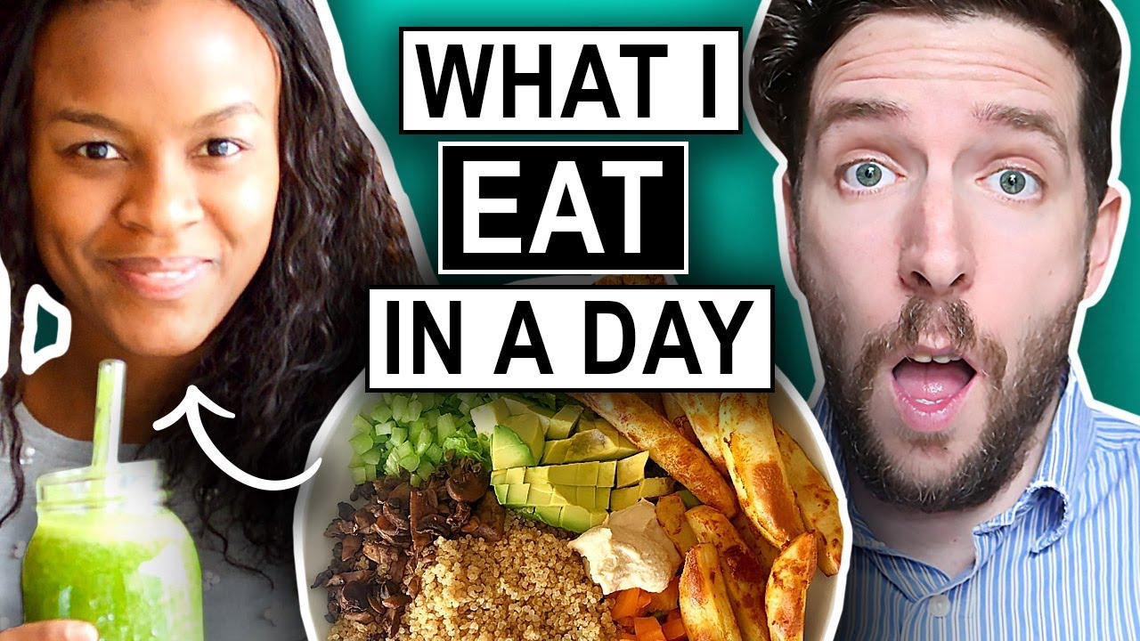 Nutritionist Reviews   Shine With Plants - What I Eat In A Day
