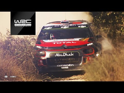 WRC Driver Line-Up 2019: Meeke / Lappi / Ogier / Breen