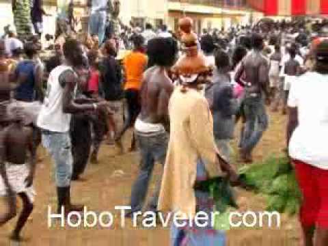 Abissa Fête Femme Sexy Cote d'Ivoire Africa
