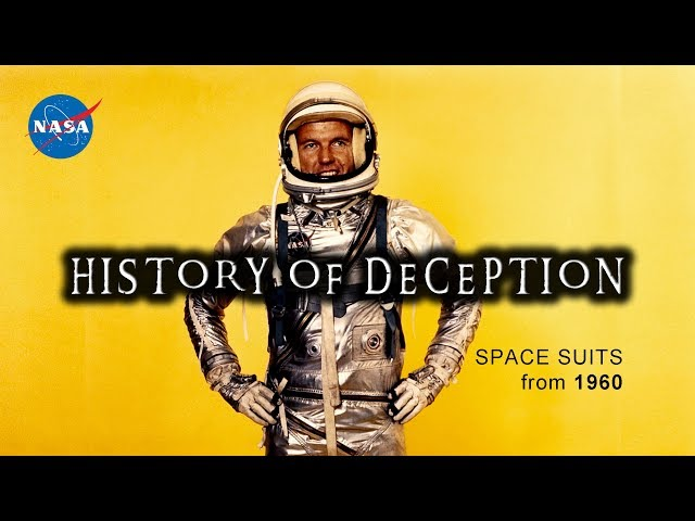 NASA History of Deception : 1960 Space Suits - FLAT EARTH RESEARCH - Space Force ?