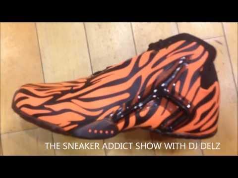 Nike Zoom Hyperflight Superhero KD \u0026middot; Nike Zoom Hyperflight Tiger Sneaker With @DjDelz #HotOrNot