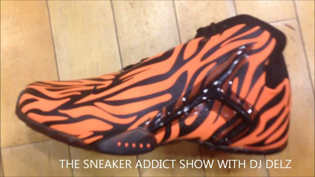 Nike Zoom Hyperflight Tiger Sneaker With  DjDelz  HotOrNot - YouTube c5882cc1ff