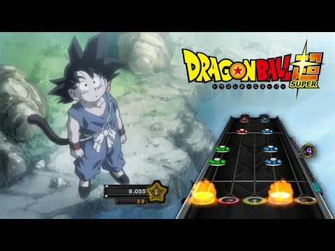 [Guitar hero 3/CH] Dragon Ball Super Ending 10 Full  (70 CM Shihou no Madobe) Cover en Español