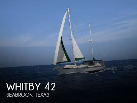Used 1982 Whitby Boat Works 42 for sale in Seabrook, Texas
