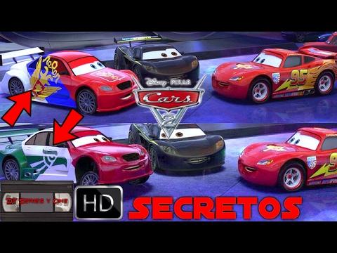 CARS 2 (2011) -Secretos, curiosidades, easter eggs de la película -DSYC