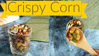 Crispy Corn Recipe | Barbeque nation style crispy corn recipe | how to make crispy corn