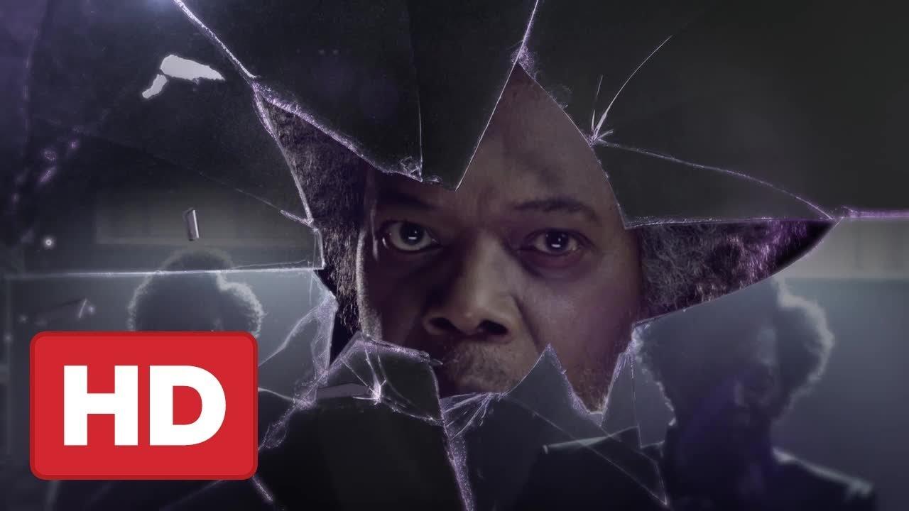 Glass Mr Glass Teaser Trailer 3 2019 Samuel L Jackson James