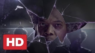 Glass - Mr. Glass Teaser Trailer #3 (2019) Samuel L. Jackson, James McAvoy, Bruce Willis
