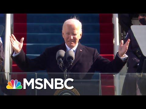 President Biden's Inaugural Address: 'Democracy Has Prevailed' | MSNBC