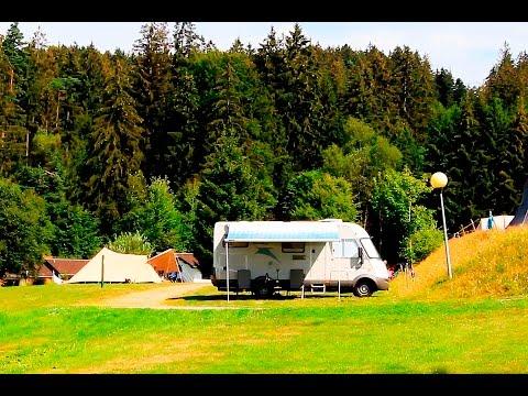 Reisebericht Camping Ferienpark Bayerwald (Bayern) August 2015