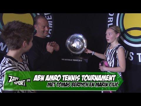 ZappSport - ABN AMRO Tennis Tournament