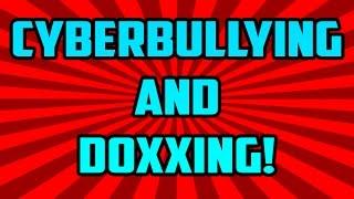 Video CYBERBULLYING AND DOXXING! download MP3, 3GP, MP4, WEBM, AVI, FLV Februari 2018