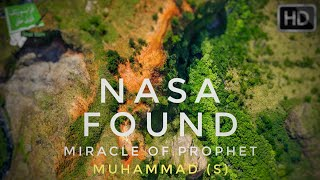 NASA DISCOVERED MIRACLE OF PROPHET (S) FROM SPACE {NEW 2018}