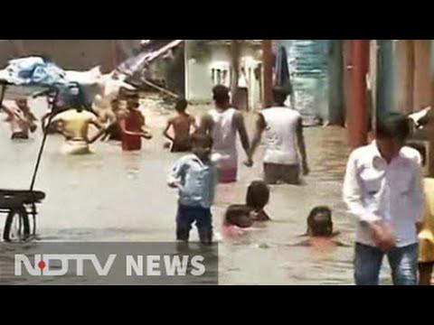 Ganga flows above danger mark in UP; Allahabad, Varanasi flooded