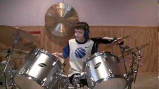 Green Day - She (Drum Cover) - Zachary C. age 10