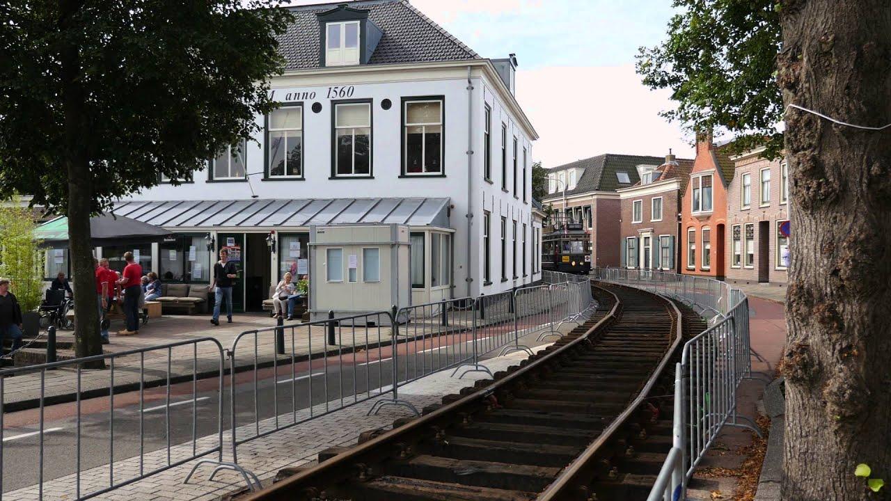 Blauwe Tram  Katwijk aan de Rijn 4K 2160p