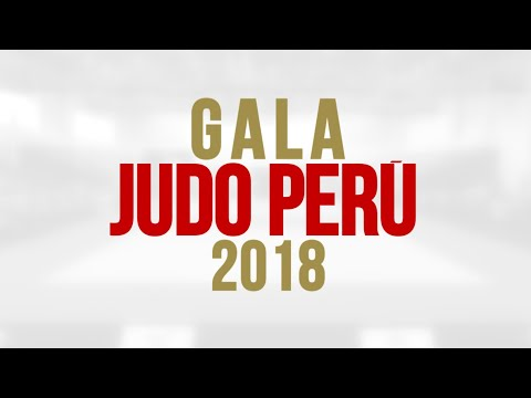 Gala Judo Perú 2018