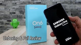 Samsung Galaxy On6 (2018)  Unboxing & Full Review !! HINDI