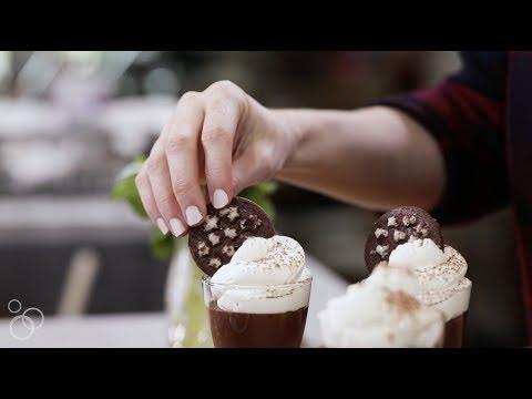Chocolate Pots De Creme Recipe (Chocolate Custard Cups)