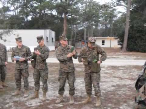 BCE 11-12 Marine Corps Combat engineering school - YouTube