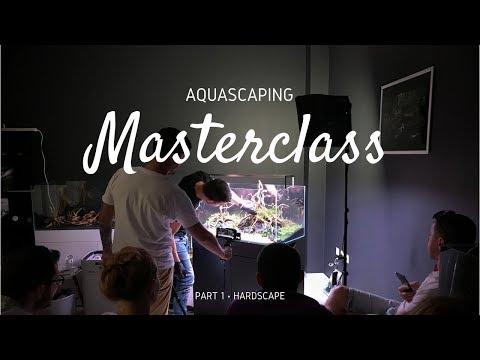 Aquascaping Masterclass | Step by Step Aquascape Tutorial - Part 1