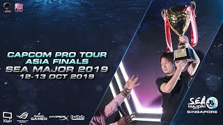 CPT 2019: SEA Major 2019 Asia Regional Finals