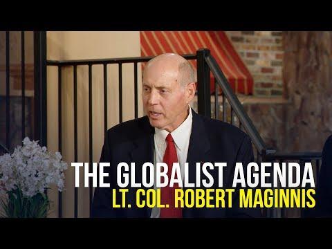 The Globalist Agenda - Lt. Col. Robert Maginnis on The Jim Bakker Show