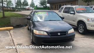 Used Cars & Trucks for Sale near Baton Rouge at Dealer Direct Automotive