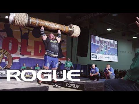 2014 Arnold Strongman Classic - AUSTRIAN OAK