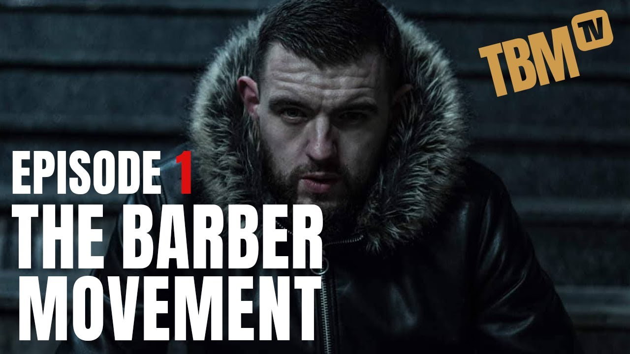 Barber Reality Show - The Barber Movement Prague // Episode 1: Where It All Began