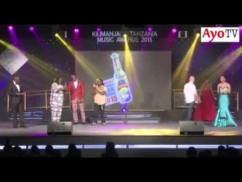 FULL VIDEO ya tuzo za KILIMANJARO MUSIC AWARDS 2015