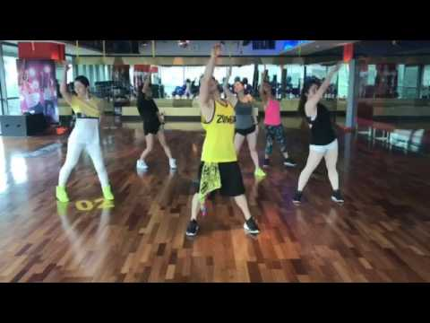 Zumba cooling down