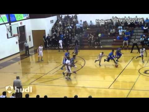 #5 Ed Dansby Basketball Highlights
