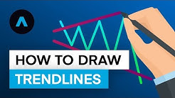 Explaining Trends and How to Draw Trendlines