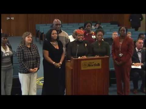 Formal 11/15/16 Session - Norfolk City Council