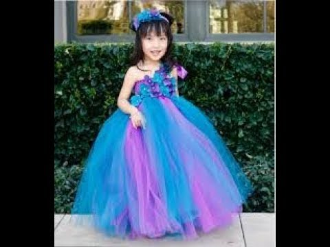 Princess Baby Frock Below 500 rs / party wear baby frock below 1000 rs
