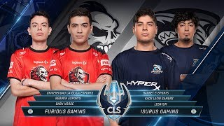 CLS -  Furious vs Isurus   - Apertura S8D2