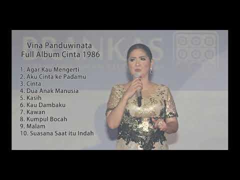 FULL ALBUM CINTA 1986 - VINA PANDUWINATA