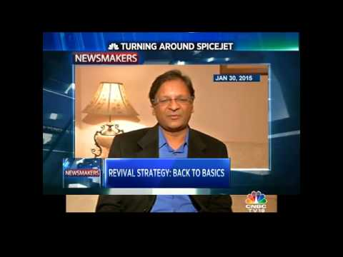 How Ajay Singh Changed The Fortunes Of Spicejet