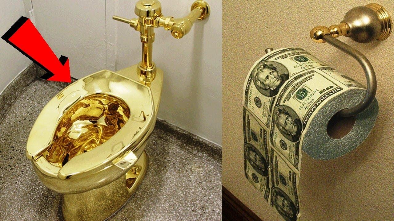 देखिये कैसे अमीर लोग अपने अरबों रुपये बर्बाद करते है 5 Times Rich People Took It Too Far