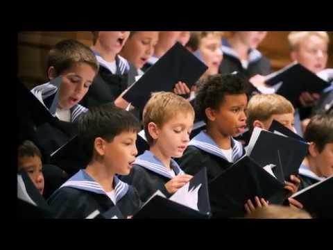 Vienna Boys Choir - Sleigh Ride - Christmas Song