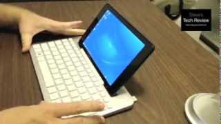 acer bluetooth keyboard on the dell venue 8 pro tablet