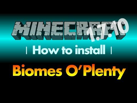 how to find wolfs biomes o plenty