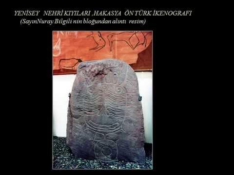 Yenisey / HAKASYA    Ön Türk İkenografisi  MİTOLOJİK ANALİZ