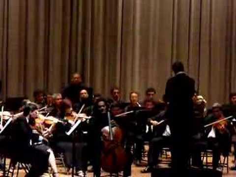 Zuill Bailey - Dvorak - Cello Concerto in B Minor, Op. 104 - Allegro (Parte 1)
