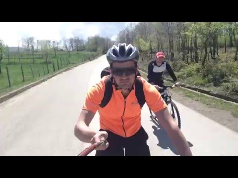 Albania - Kosovo by Bicycle.